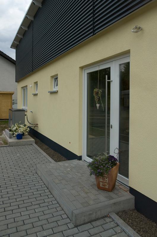kinderhort schlitz - architektur